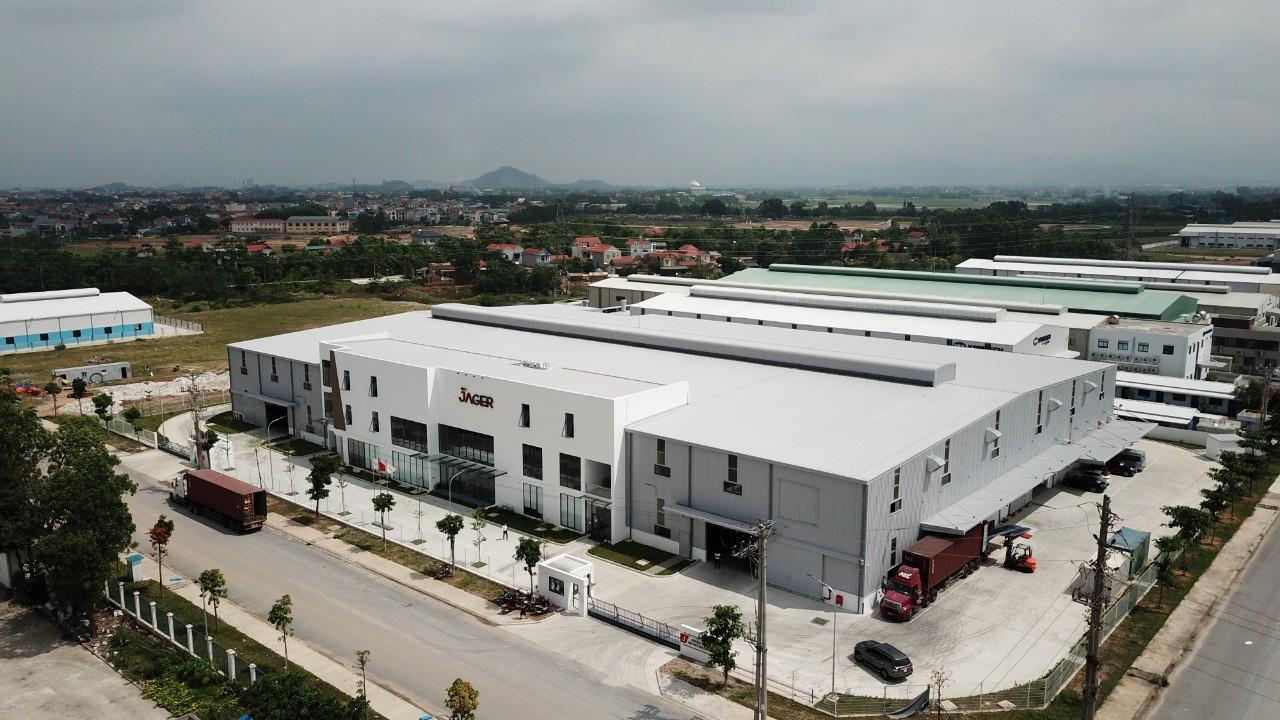 Nhà máy sản xuất nội thất HPL Bình Xuyên - JAGER