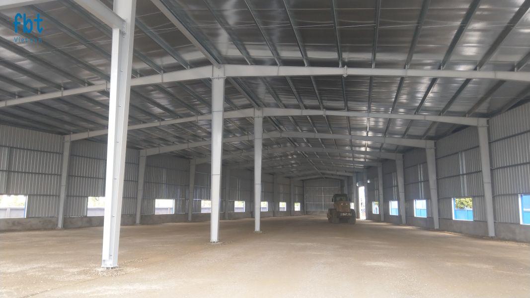 Nhà xưởng Công ty Bao Bì Thái Dương