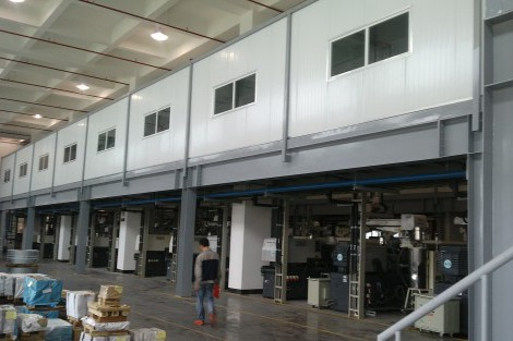 Nhà máy EVA - khu công nghiệp Vsip - Hải phòng