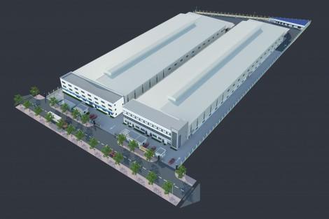 Nhà máy Loncin giai đoạn 2