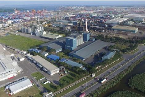 Tổ hợp KCN Deep C Hải Phòng mời gọi đầu tư